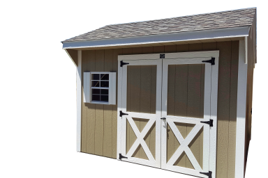 wood shed in missouri