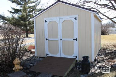 small utility shed in mo