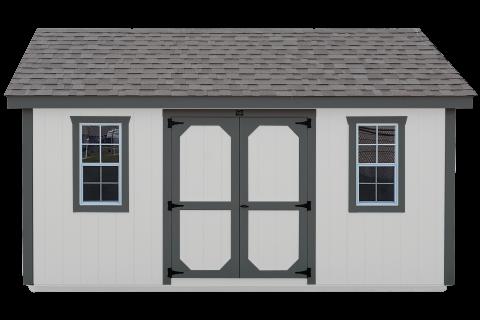 cottage shed, sheds storage buildings