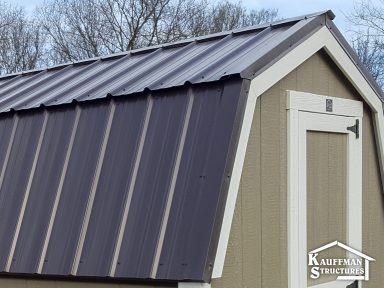 metal roof option