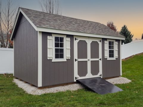 des moines iowas shed builder, storage shed