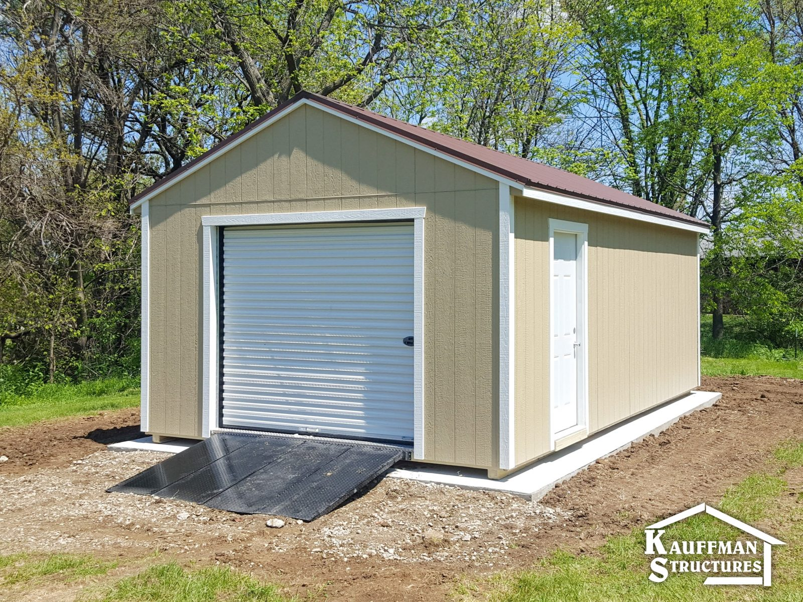 portable garage storage shed, in knoxville iowa