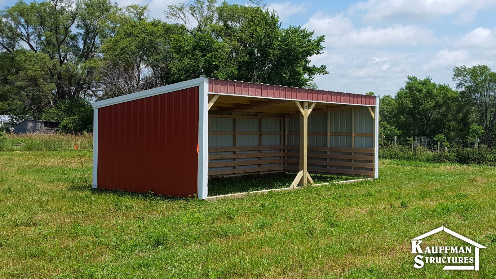 iowa city horse shelters