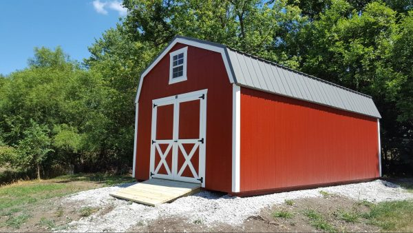 barn style bicycle shed for sale