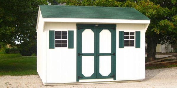 buy a carraige bicycle shed in iowa