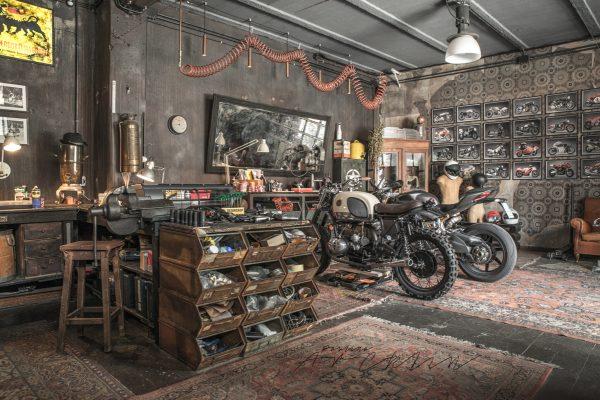 motercycle shed kansas city