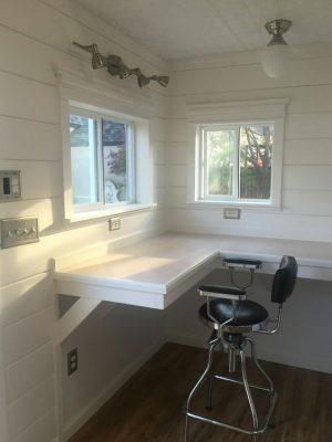 home office workshop shed