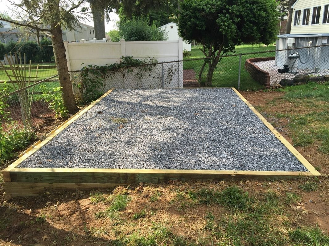 will a shed increase property value on a good foundation