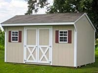 carriage shed 14